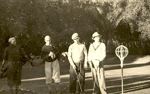 Présentation Royal Golf Marrakech