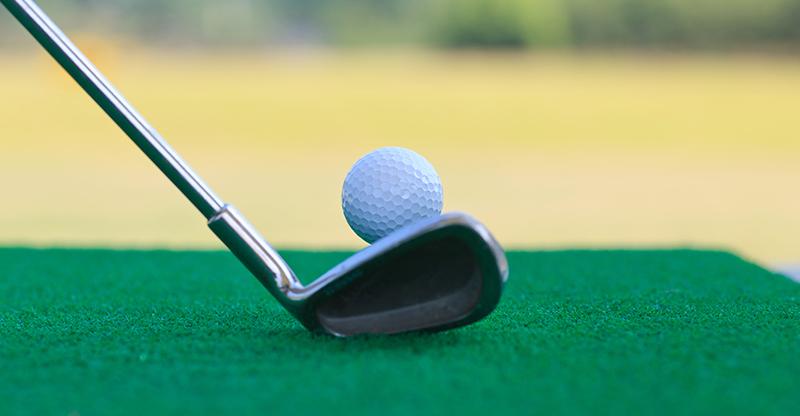 Practice du Royal Golf Marrakech