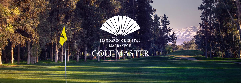 Départs Golf Master Mandarin Oriental 6-05-2018
