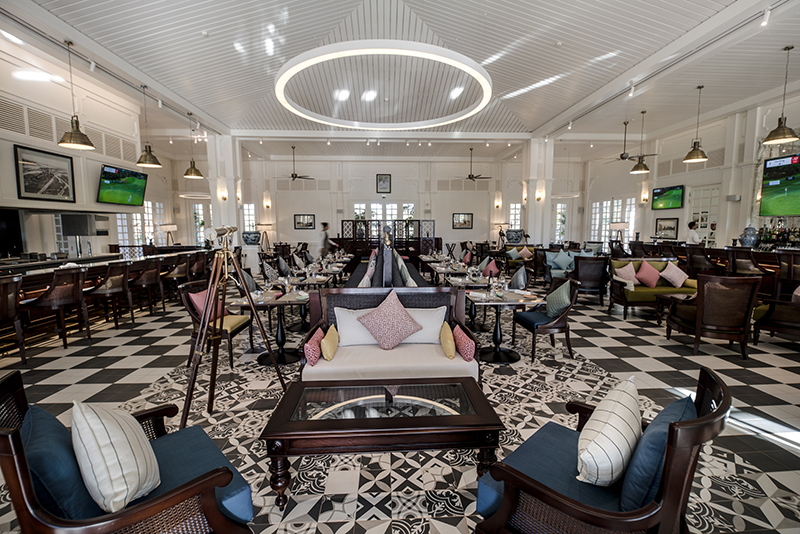 Restaurant du Club-House Royal Golf Marrakech