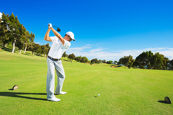 Royal Golf Marrakech Swing