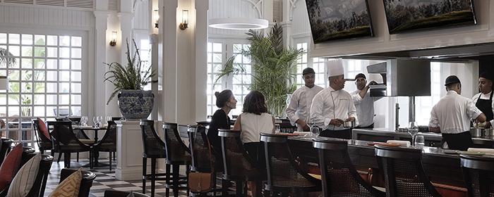 Restaurant ClubHouse Royal Golf Marrakech